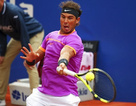Madrid Open: Ai cản được đà thăng tiến của Rafael Nadal?