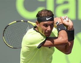 Miami Open: Nadal vào bán kết, Nishikori bị loại