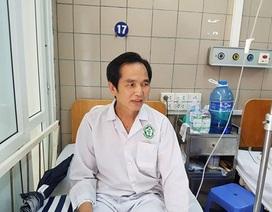 Vượt qua bạo bệnh vì nấm độc, bệnh nhân nghèo chia tiền ủng hộ cho người khác