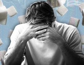 Nam giới ăn nhiều đường dễ bị trầm cảm và hay lo lắng