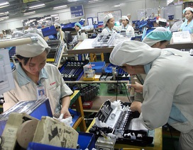 Tốc độ tăng năng suất lao động Việt Nam đã thấp hơn Lào