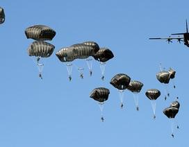 Hơn 5.000 lính NATO tập trận rầm rộ sát sườn Nga