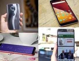 Loạt smartphone mới sắp bán ra tại Việt Nam trong tháng 11/2017