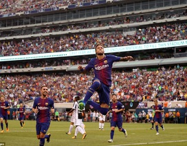 Barcelona 2-1 Juventus: Cú đúp của Neymar