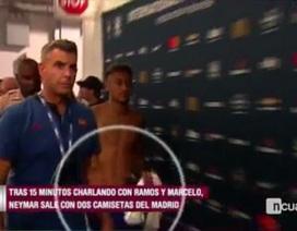"""Neymar """"xát muối vào lòng"""" Barcelona trước ngày ra đi"""