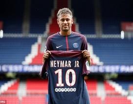 Neymar gặp rắc rối sau khi gia nhập PSG