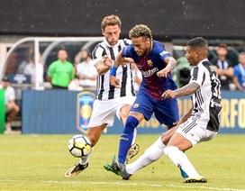 Ngả mũ trước pha solo tuyệt đỉnh, qua 5 cầu thủ Juventus của Neymar