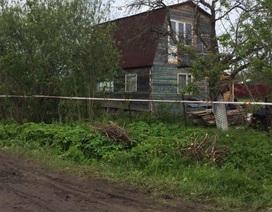 Xả súng làm 9 người thiệt mạng ở Nga: Thủ phạm ép nạn nhân tự đào mồ chôn mình
