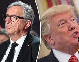 """Vì sao châu Âu """"nổi đóa"""" với Mỹ vì lệnh trừng phạt Nga?"""