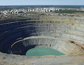 Ngập mỏ kim cương khổng lồ ở Nga, gần 20 người mất tích
