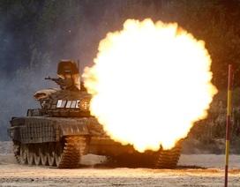 Nga phô diễn sức mạnh quân sự trong cuộc so tài của 4.000 binh sĩ