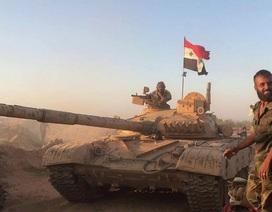 Nga tuyên bố giải phóng hoàn toàn Syria khỏi IS