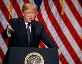 """Tổng thống Trump """"nặng lời"""" với Nga trong chiến lược an ninh mới"""