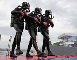 Sức mạnh lính thủy đánh bộ tinh nhuệ của Nga