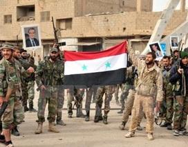 Cảm xúc Nga ca khúc khải hoàn tại Syria