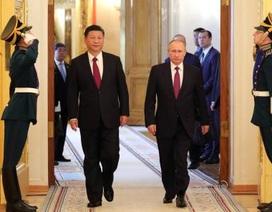 Nga tận dụng cơ hội Trung-Mỹ bất hòa