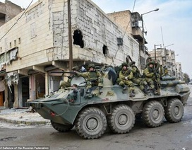 Nga khẩn trương ổn định Aleppo, bàn đạp đánh Idlib, Bắc Syria