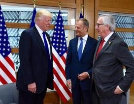 Washington trừng phạt ngoại giao Nga, EU trả đũa Mỹ?