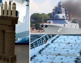 Nga sắp biên chế siêu hạm công-thủ mạnh nhất thế giới