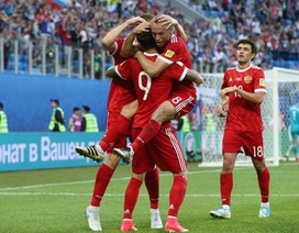 Nga 2-0 New Zealand: Chiến thắng dễ dàng