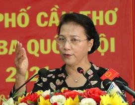 """Cử tri Cần Thơ hỏi Chủ tịch Quốc hội về vụ bổ nhiệm """"thần tốc"""""""