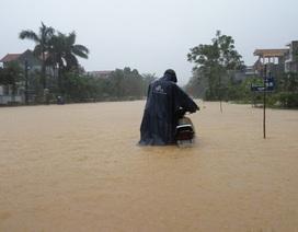 Đại sứ Anh chia buồn về đợt mưa lũ lịch sử