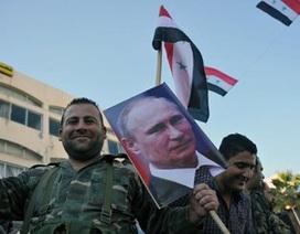 Nga ca khúc khải hoàn ở Syria