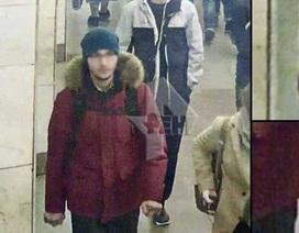 Nghi phạm vụ  nổ bom trên tàu điện ngầm St.Petersburg có thể là công dân Nga