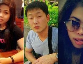 Lộ video nghi phạm Indonesia và Triều Tiên vui đùa cùng nhau ở Malaysia