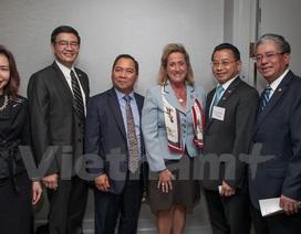 Các nghị sỹ Hoa Kỳ mong muốn thúc đẩy quan hệ với Việt Nam và ASEAN