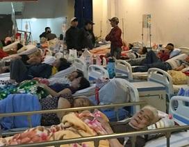 Gần 100 công nhân ngộ độc ngất xỉu do ăn nui