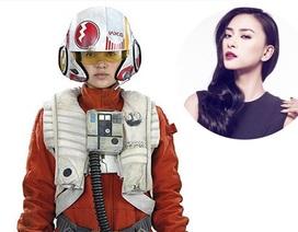 """Ngô Thanh Vân xuất hiện trong """"Star Wars: The Last Jedi"""" của Hollywood"""