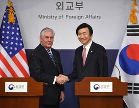 Ngoại trưởng Mỹ tuyên bố hết kiên nhẫn với Triều Tiên