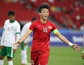 HLV Mai Đức Chung triệu tập Ngọc Hải, Xuân Trường cho trận đấu với Campuchia