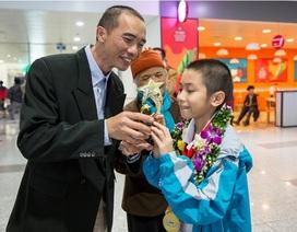 Hai gương mặt sáng giá trong đội tuyển IMSO 2017 của Việt Nam