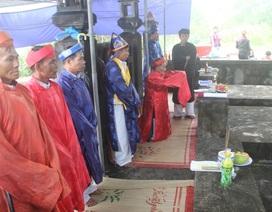 Ngư dân Quảng Trị tưng bừng mở hội cầu mùa đầu năm