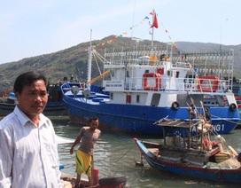 Nhiều tàu thép đánh bắt thua lỗ, ngư dân lo gánh nợ ngân hàng