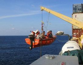 Hai ngư dân Việt gặp nạn được cứu trên vùng biển Thái Lan