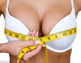 Nguy cơ ung thư vú tăng gấp đôi ở người có kiểu ngực dày