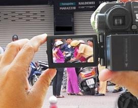 Bộ Công an bỏ quy định gây tranh cãi về việc ngụy trang ghi hình