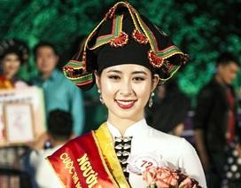 Nhan sắc Điện Biên đăng quang Người đẹp Hoa Ban mùa đầu tiên