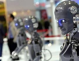 Người máy sẽ 'cướp' việc làm của người Anh trong 20 năm tới?