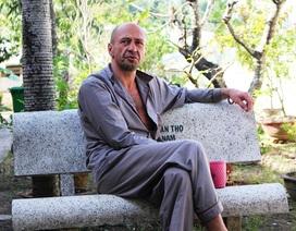 Người đàn ông Nga lang thang, thất lạc gia đình tại Nha Trang