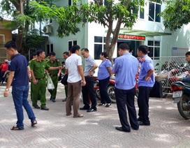 Người nhà bệnh nhân truy sát bảo vệ bệnh viện