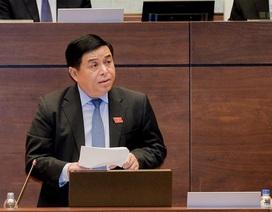 """Bộ trưởng KH-ĐT trả lời câu hỏi """"đầu tiên"""" về sân bay Long Thành"""