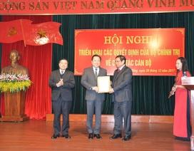 Nguyên Bí thư Tỉnh ủy Cao Bằng nhận chức vụ mới