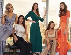 Nguyễn Thị Loan lọt top 5 thí sinh được chọn chụp ảnh quảng cáo Miss Universe