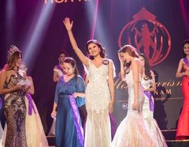 Á khôi 1 bị tước danh hiệu, cuộc thi Hoa hậu Du lịch vẫn không chọn người thay thế