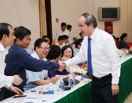 Ông Nguyễn Thiện Nhân nhớ lại việc bất ngờ làm Chủ tịch MTTQ Việt Nam