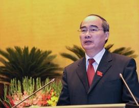 Tiểu sử tân Bí thư Thành ủy TPHCM Nguyễn Thiện Nhân